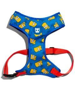 Peitoral Zee Dog Mesh Plus Bart Simpsons Medium