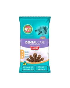 Snack Dental CareBassar Cães de Raças Médias 30 Unidades