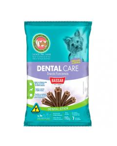 Snack Dental Care Bassar Cães de Raças Pequenas e Médias 110g
