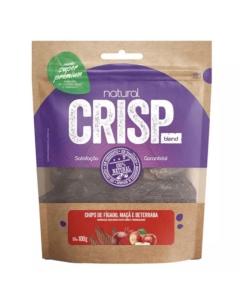 Natural Crisp Chips Fígado Maça e Beterraba 100g