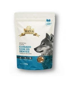 Petisco Hana Stick Oral Fresh Cães Adultos Raças Grandes 100g