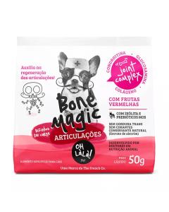 Biscoito The French Co Bone Magic Condroitina 50g