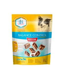 Snack Balance Control Sensitive Bassar Cães 65g