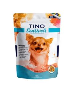 Petisco Tino Cães Sensíveis Hipoalergênicos 100g
