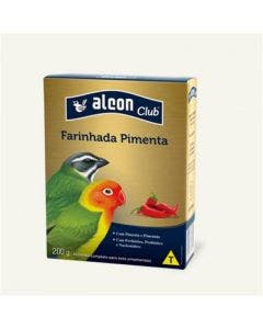 Ração Alcon Farinhada Pimenta 200g
