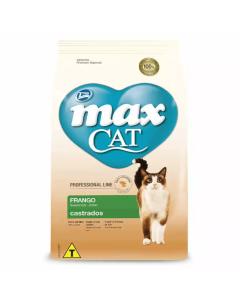 MAX CAT CAST FRGO