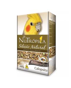 Ração Nutropica Seleção Natural  Calopsita 16 Grãos 300G