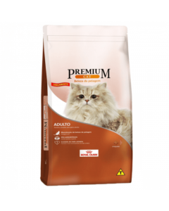 Premium Cat Adulto Beleza de Pelagem 10KG