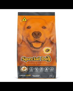 Ração Special Dog Carne Plus Adultos 20Kg