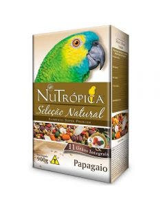 Ração Nutrópica Papagaios Seleção Natural 900g