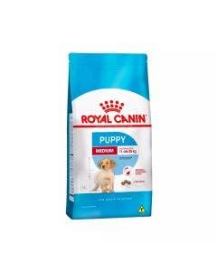 Ração Royal Canin Medium Cães Filhotes 15Kg