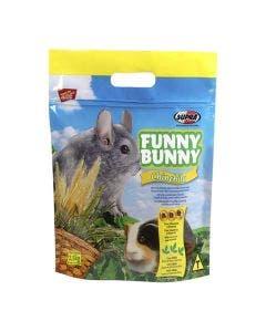 Ração Funny Bunny Chinchila 2,5Kg