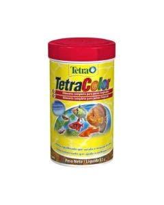 Ração Tetra Color Flakes Peixe 52g