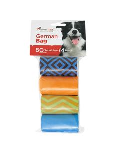 Refil Cata Caca German Hart Triângulos para Cães e Gatos