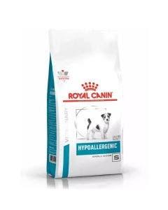 Ração Royal Canin Veterinary Hypoallergenic Cães Adultos Raças Pequenas 7,5Kg