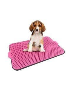 Sanitario Pet Xixi Pro Canine Rosa