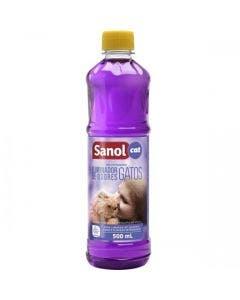 Eliminador de Odores Sanol Cat Lavanda 500ml