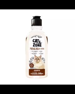 Shampoo Cat Zone Mingau de Aveia para Gatos 300ml