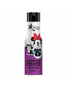 Shampoo KDog Gatos Sem Perfume 500mL