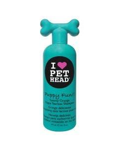 Shampoo Pet Head Puppy Fun Para Filhotes 475ml
