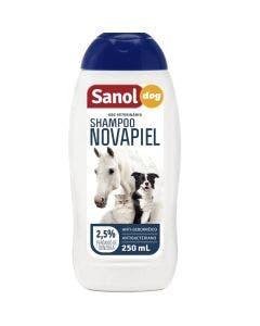 Shampoo Medicamentoso Novapiel 250ml