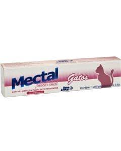Vermífugo Mectal Gatos 3,6g
