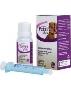 Vermífugo Petzi Plus Suspensão 20ml
