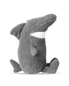 Pelúcia NanDog Meu BFF Tubarão Cinza