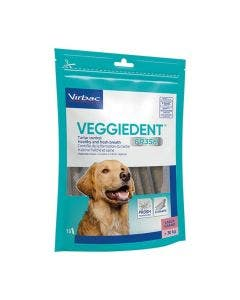 Veggiedent FR3SH Cães Grandes Virbac - 15 Tiras Mastigáveis