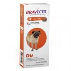 Antipulgas Bravecto Cães 4,5 até 10Kg