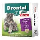 Drontal Plus Cães Adultos Até 10 Kg 776,5mg 1 Comprimido
